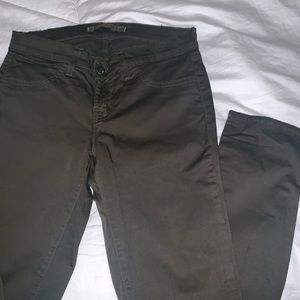 J Brand sateen twill pant sz 26 in West Point